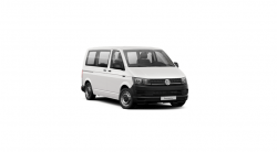 Volkswagen Kombi personenbus Shortlease Groningen