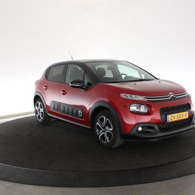 Citroën C3 - Shortlease Groningen