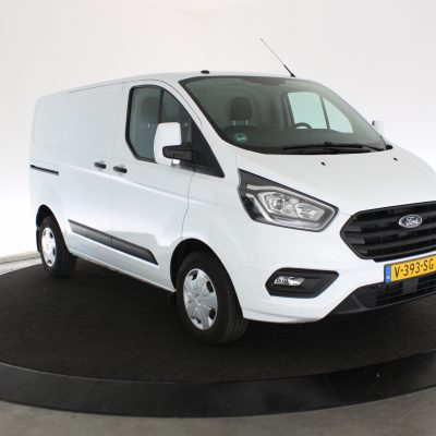 Ford Transit Custom - Shortlease Groningen