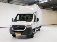 Mercedes Benz Sprinter bakwagen