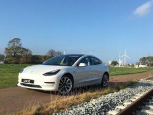Tesla Model 3 - Shortlease Groningen