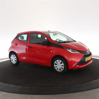 Toyota Aygo - Shortlease Groningen